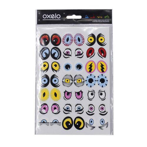 Oferta ADESIVO PARA PATINETE OXELO - STICKER OXELO B1, . por R$ 6.99
