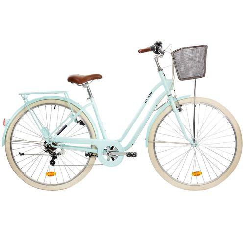 3c7945d42 Contos e Lendas: Mochila de trilha Arpenaz 10 litros   Bicicleta de cidade  aro 28 Elops clássica 520 Btwin