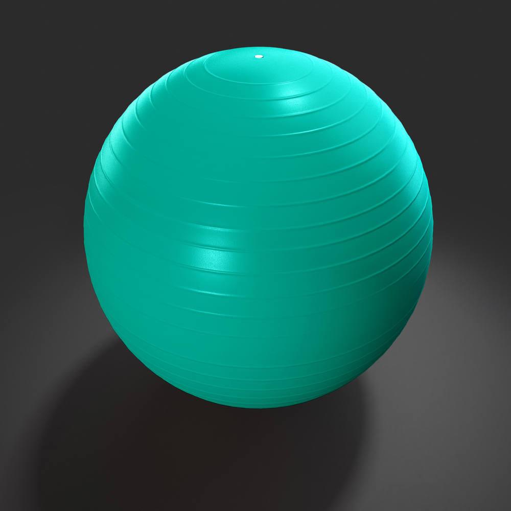 19c1b95a14 Bola de Pilates e Ginástica 55 cm Anti Burst Domyos - decathlonstore