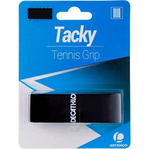 Grip para Raquete de Tênis Tacky Artengo - TA GRIP TACKY BLACK, NO SIZE