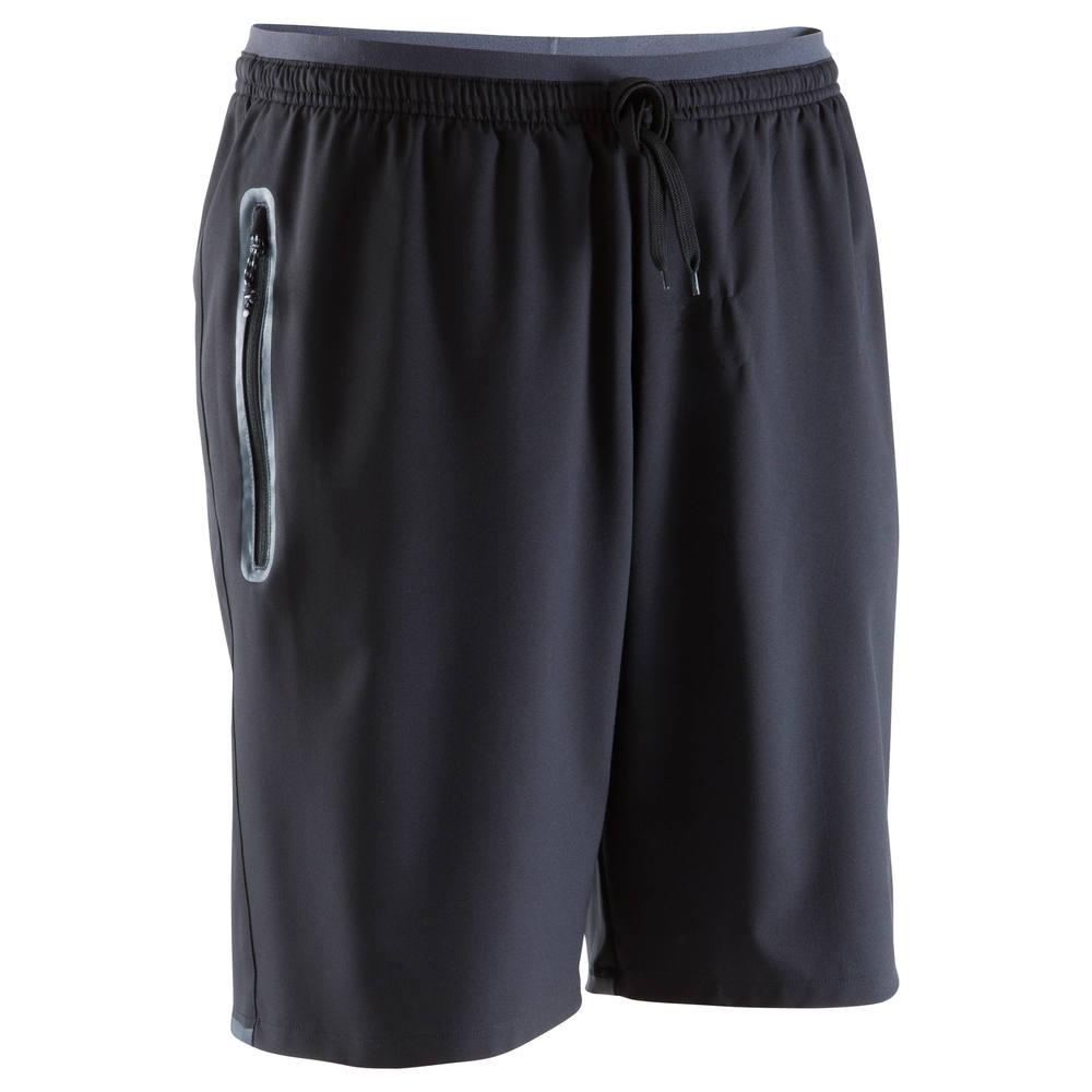 03ad0c429abe9 Calção de Futebol Adulto Kipsta F500 (zipper) - decathlonstore