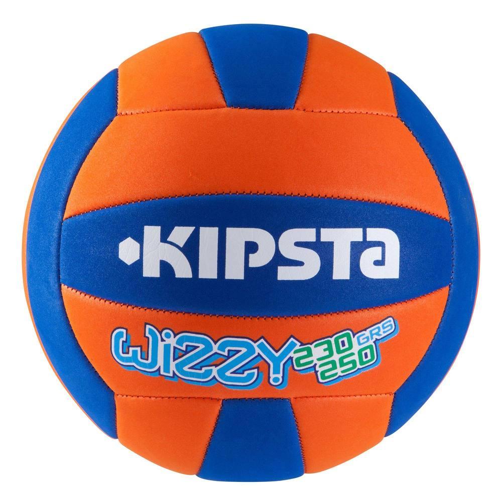 62996826e3 Bola de Vôlei Wizzy Kipsta - WIZZY VOLLEY 230 ORANGE BLUE
