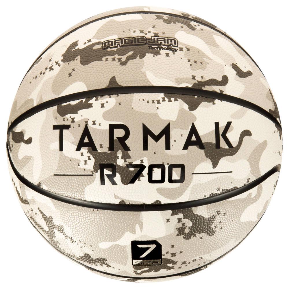 Bola de basquete Tarmak 700 - TARMAK 700 S7 CAMO WHITE 0f45dffa5dcb8