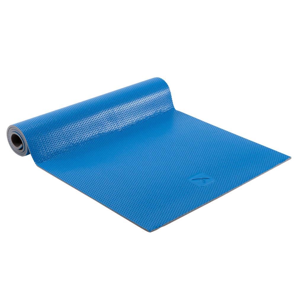1696b589a Tapete de Pilates e Ginástica 500 Domyos - GYM MAT 500 BLUE