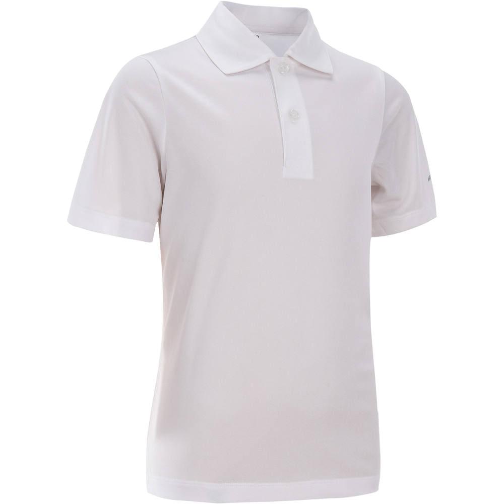 c24e4bdeab Camiseta Polo Infantil Dry 100 Artengo - decathlonstore