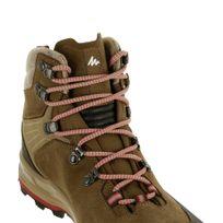 ca1dc4456 Bota feminina trekking Trek100 - DecathlonPro