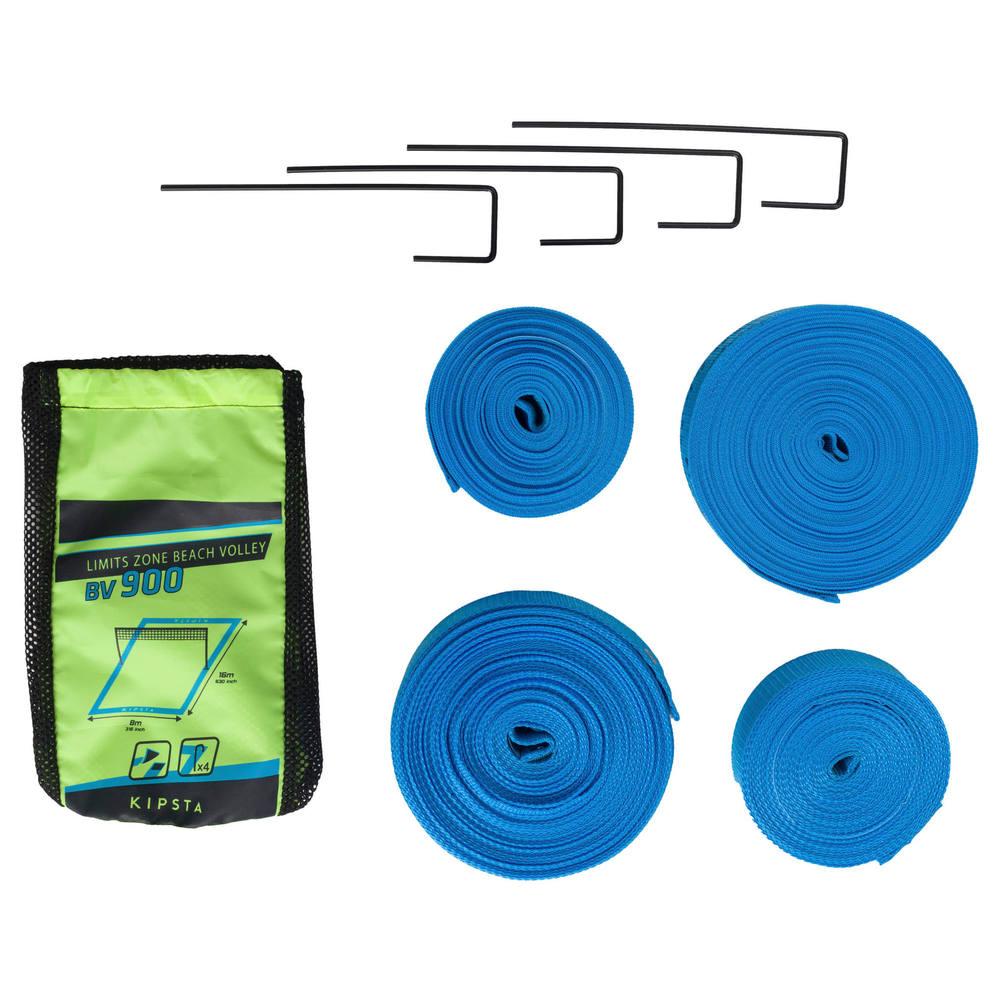 cdd9b74fd4 Kit de marcação quadra de vôlei BV 900 - Kit de marcação de quadra BV 900  Kipsta