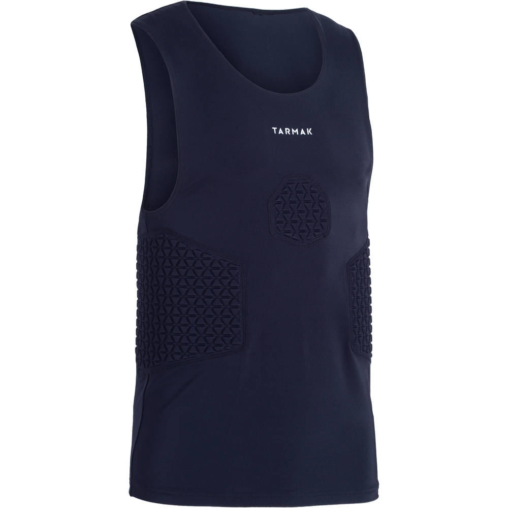 1b6b12f38 Camiseta com proteção para basquete Tarmak. Camiseta com proteção para basquete  Tarmak