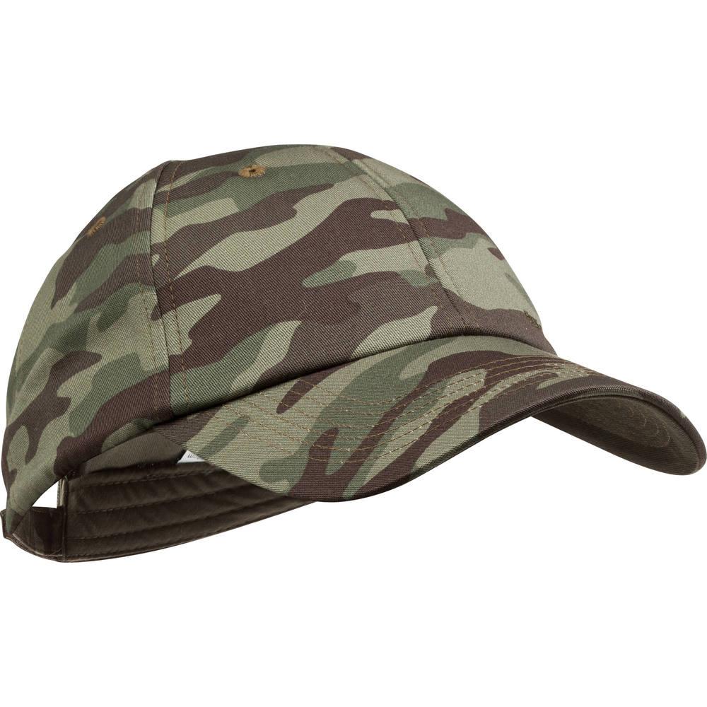 Boné Steppe 100 Camuflado - CAP STEPPE 100 CAMO 512fe9c4e0a