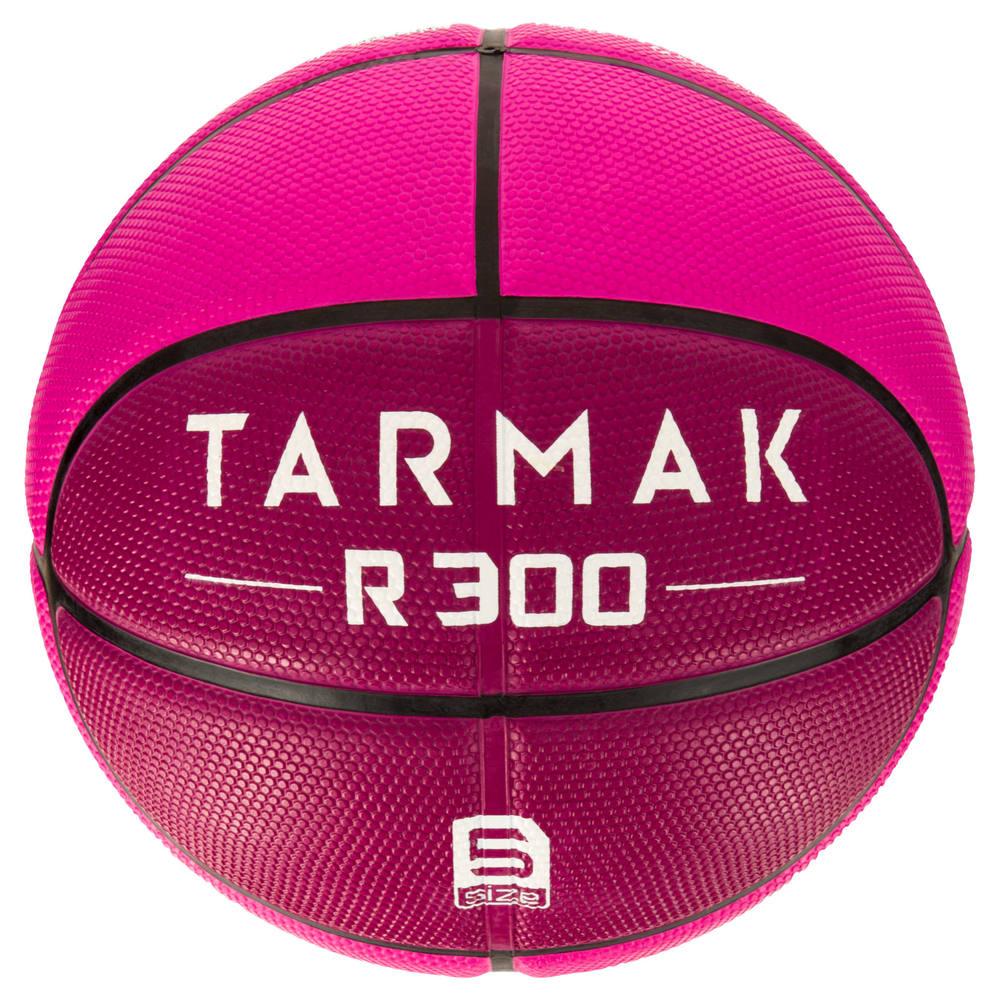 Bola de basquete R300 Tarmak - TARMAK 300 S5 PINK 46c142aaeb295