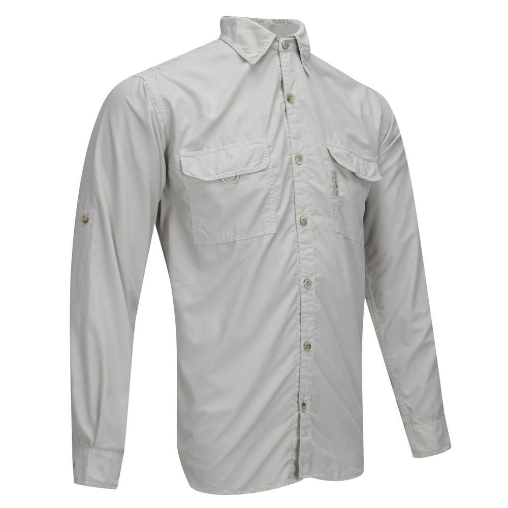 3d4ed17cf Camisa masculina de pesca com proteção uv Ballyhoo. Camisa masculina de  pesca com proteção uv Ballyhoo