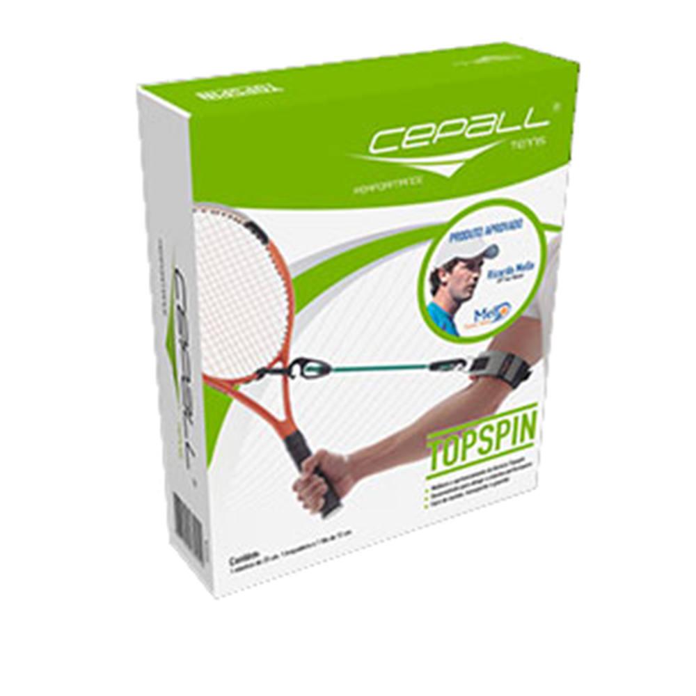 Elástico para Tênis Top Spin Cepall -  ELÁSTICO CEPALL TENNIS TOP SPI 0efc5fa9cec03