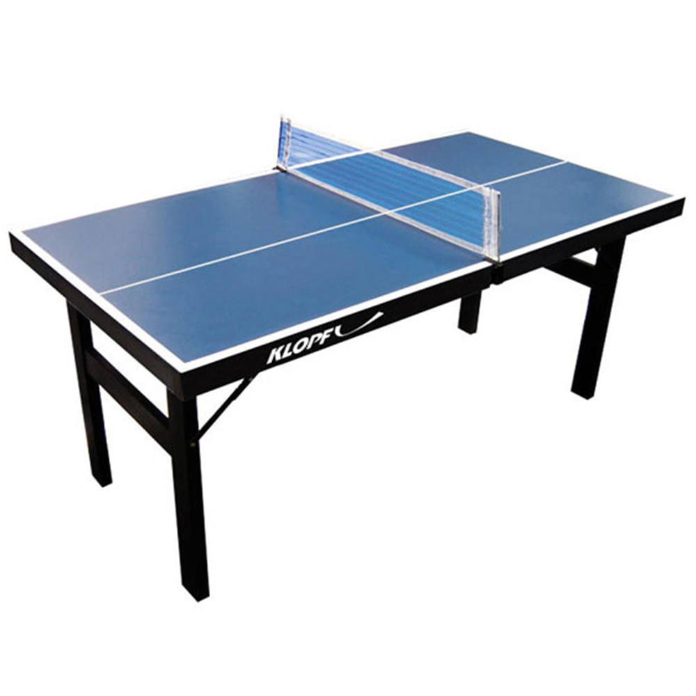 3be067215 Mini mesa de tênis de mesa Klopf (com rede) - Decathlon
