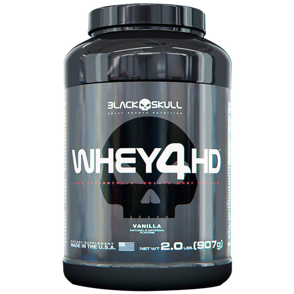 Whey Protein Concentrado e Isolado WPC WPI 900g - Whey4HD Chocolate ... 4b7a8c14f5d13