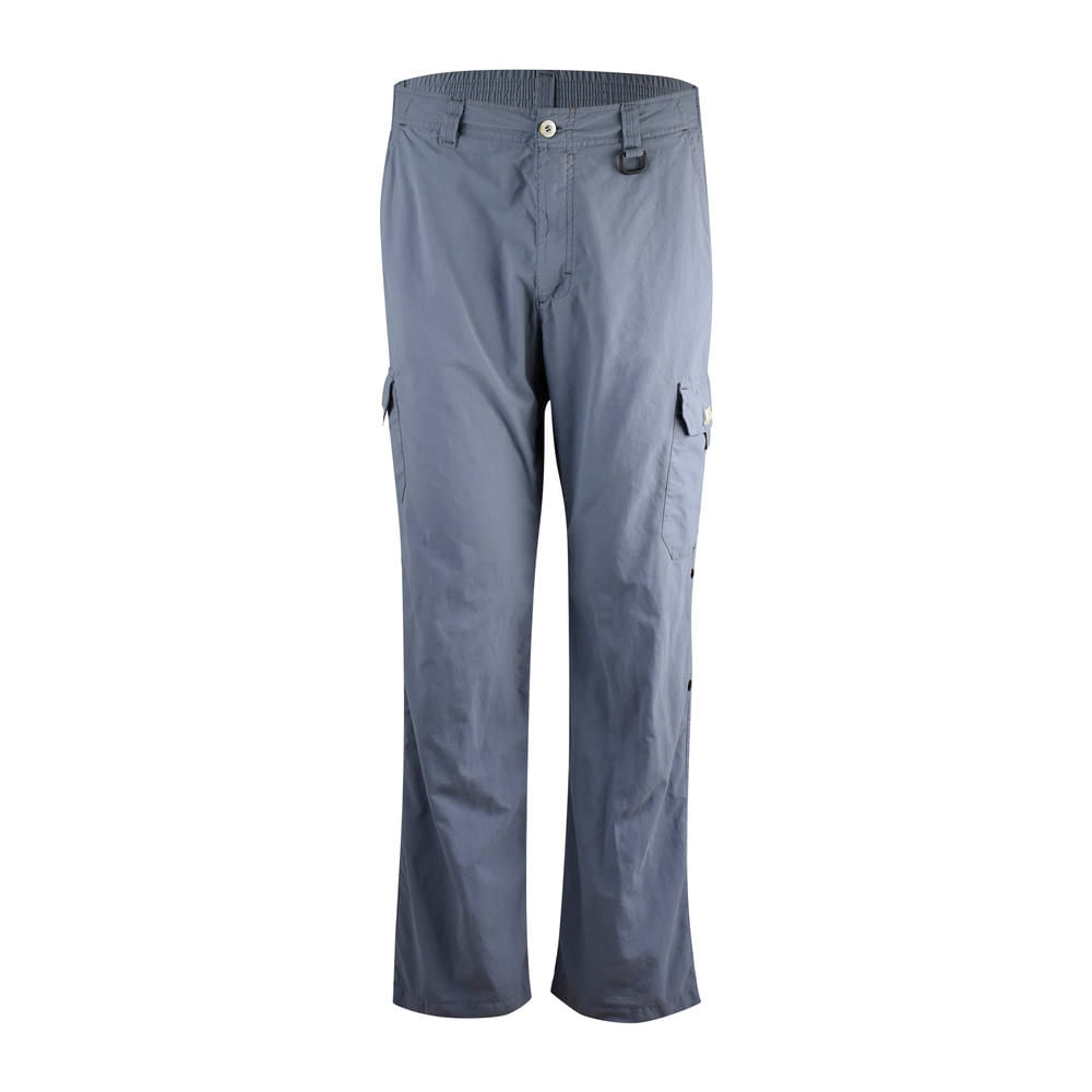 c01eb0ce4 Calça masculina de pesca cinza Ballyhoo. Calça masculina de pesca cinza  Ballyhoo