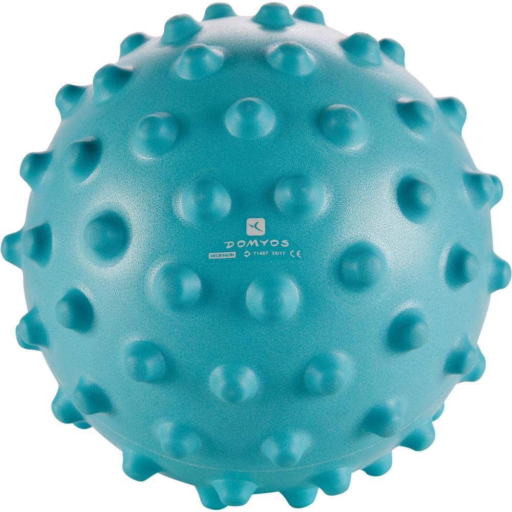 26371d48f7 Bola Infantil de Ginástica Domyos - SENSORY BALL BLUE