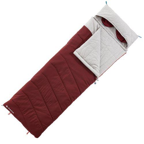 ffbce5dee Saco de dormir de trilha 0° Arpenaz Quechua - ARPENAZ 0° RED