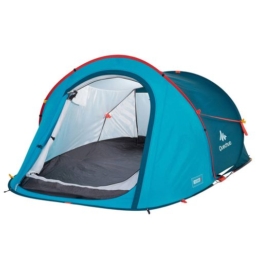 b5bf6bea5 Barraca de Camping 2 Seconds Fresh Black 2 Pessoas - Decathlon