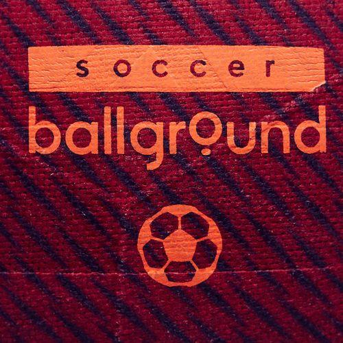 Bola de futebol Ballground 100 - Bola de futebol de areia BallGround 100.  Bola de futebol Ballground 100 b3bb9583fcf1
