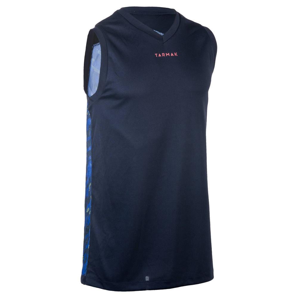 5f73025ac Camiseta regata de basquete adulto B500 Tarmak. Camiseta regata de basquete  adulto B500 Tarmak