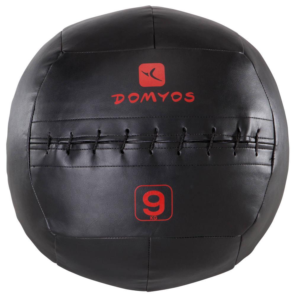 24ffd767b531b Wall Ball 9kg Bola de Treinamento Funcional 22lbs - decathlonstore