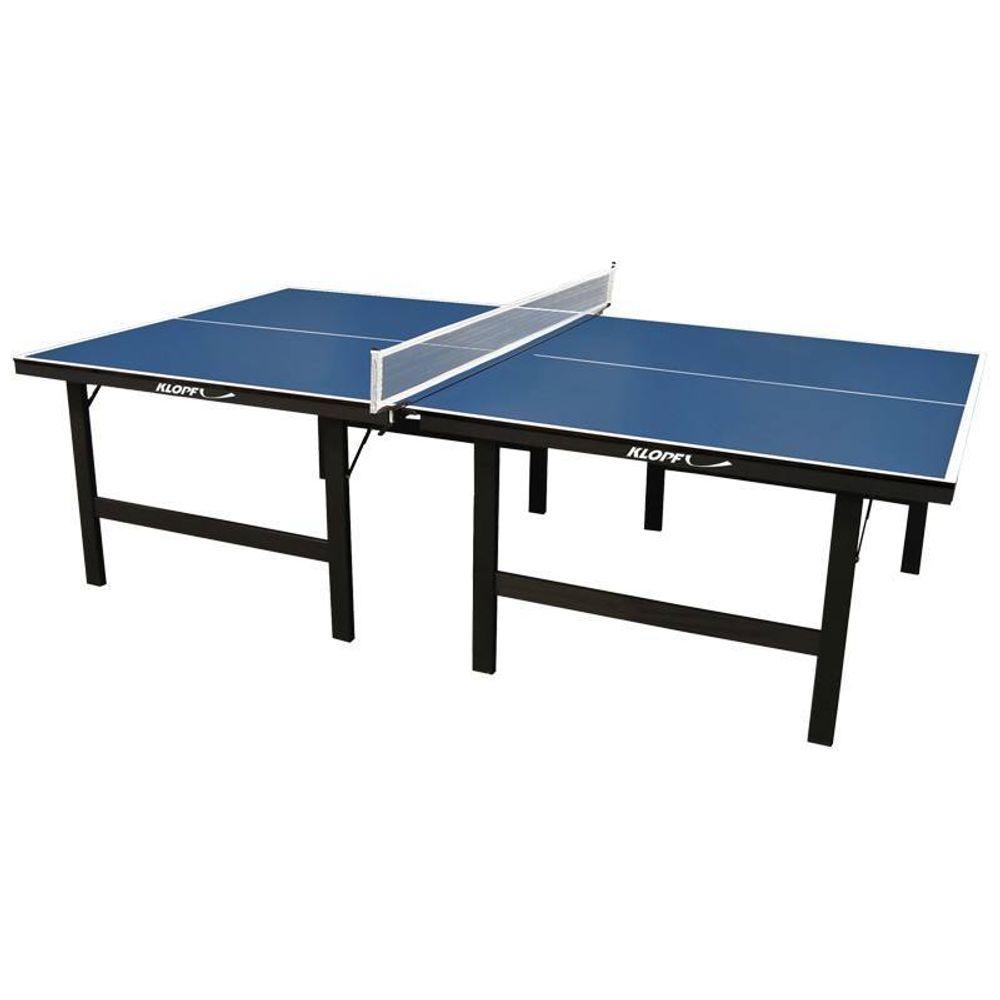 ba1254ed4 Mesa de tênis de mesa Klopf 1001 (sem rede) - Decathlon