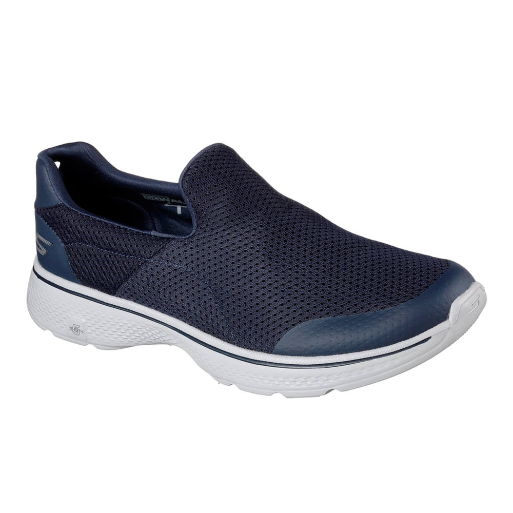 e446d91fe2 Tênis masculino de caminhada Skechers Go Walk 4. Tênis masculino de caminhada  Skechers Go Walk 4