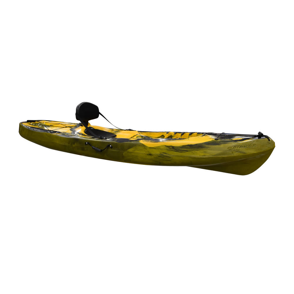 5fda3df3e Caiaque Fishing Caiaker -  PINGUIM FISHING - CAMU AMARELO VERDE