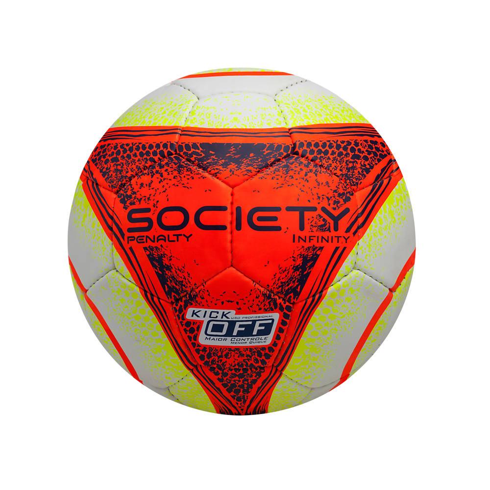 af68c6058b Mais imagens. Ref  8262537. Bola de futebol society Infinity ...