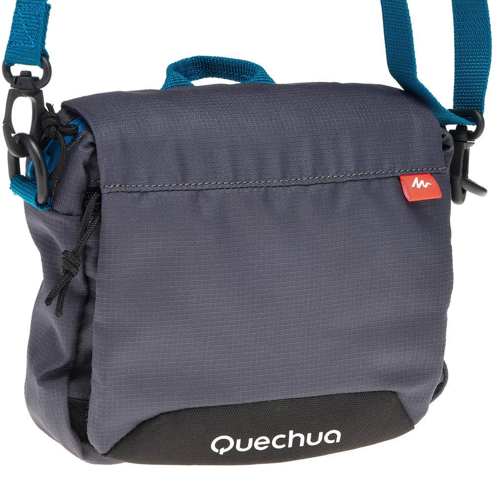 4796c7416b1 Bolsa de apoio trilha multicompartimentos Quechua - decathlonstore