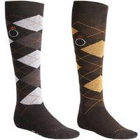 socks-losange-brown-uk-55-8---eu-39-421