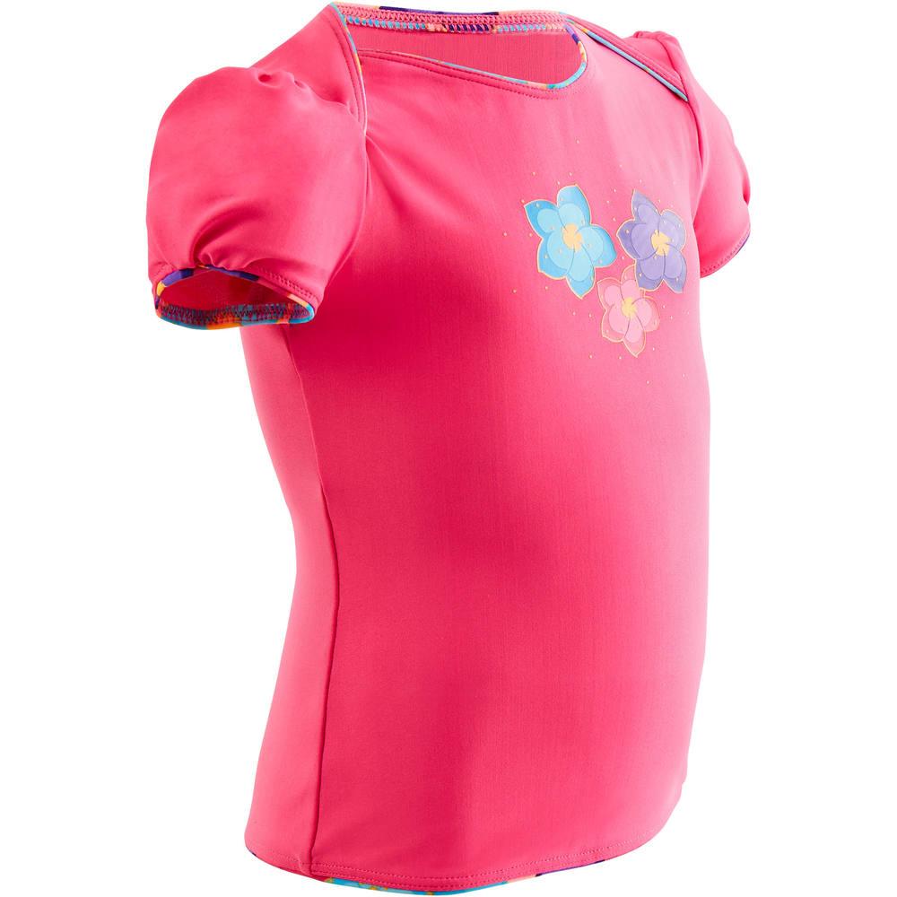 Camiseta de natação para bebês Tanki 100 Nabaiji - decathlonstore b6942af13cd