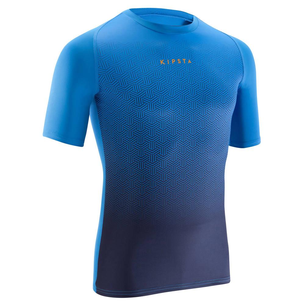 72960d23db Camiseta térmica Keepdry 100 - KDRY 100 SS SR BLUE
