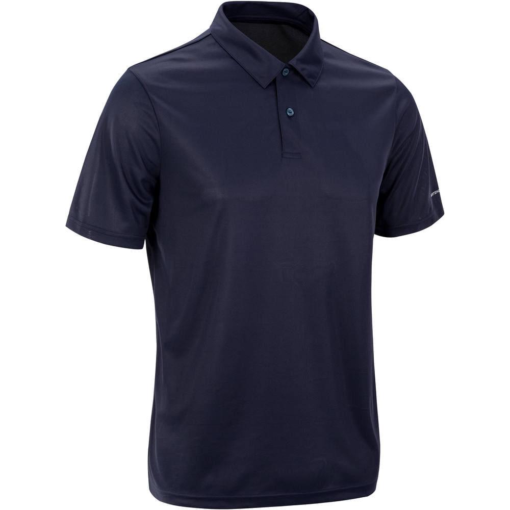 dcf5447399 Camiseta Polo Masculina Dry 100 Artengo - Decathlon