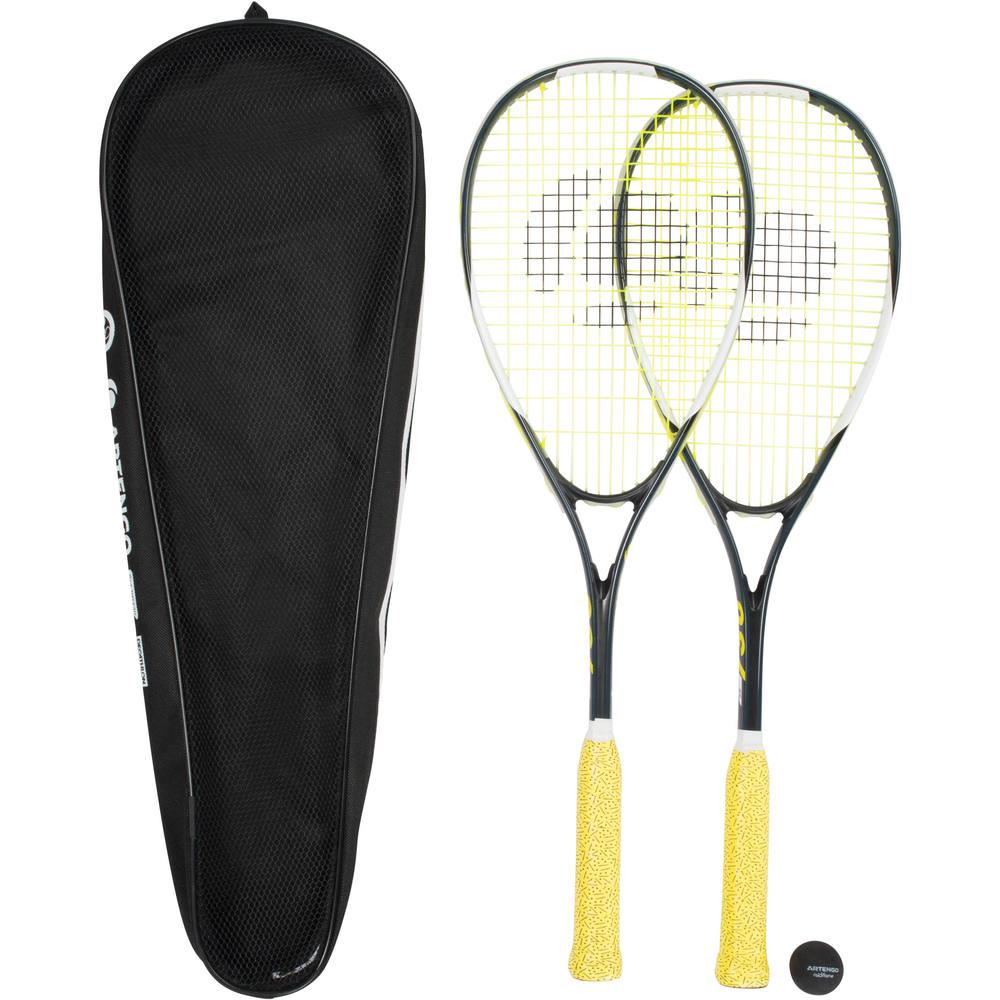 15d9d19fb86 Conjunto de Raquetes de Squash SR730 Artengo - decathlonstore