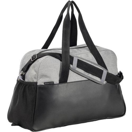 fitness-bag-30l-grey-black-prem-domyo-m1