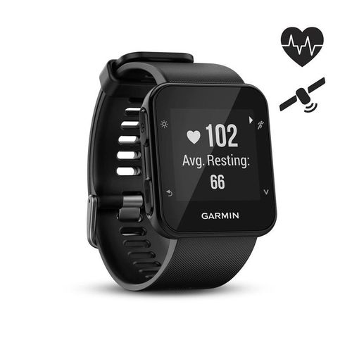 416260a8781 Relógio GPS Cardio Garmin Forerunner 35 - FORERUNNER 35 BLACK