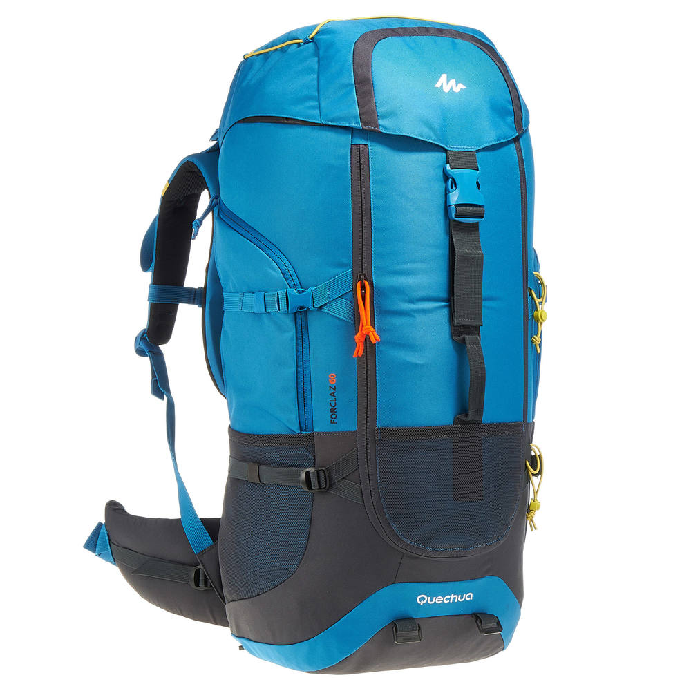 475781789 Mochila de trekking viagem Forclaz 60 litros - decathlonstore