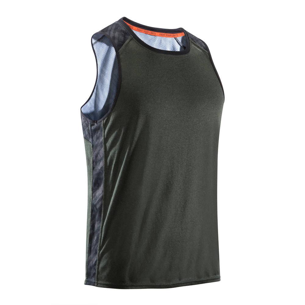 fba423cf7f Camiseta Regata Masculina Boxe 500. Camiseta Regata Masculina ...
