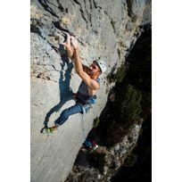 Rock Grande alpinistas Outdoor Escalada Giz Bolsa com cinto ajustável-Amarelo