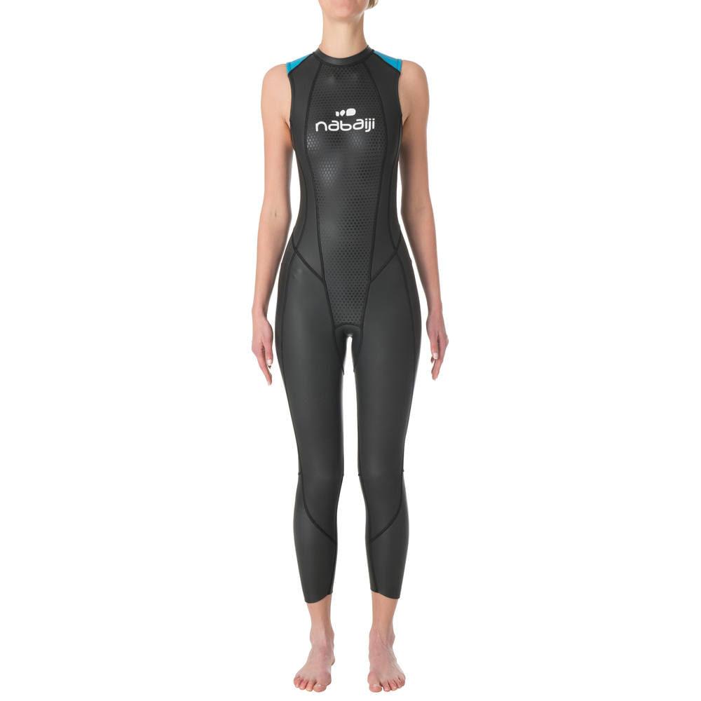 90a74c81a Neoprene de natação águas abertas OWS500 feminino. Neoprene de natação  águas abertas OWS500 feminino