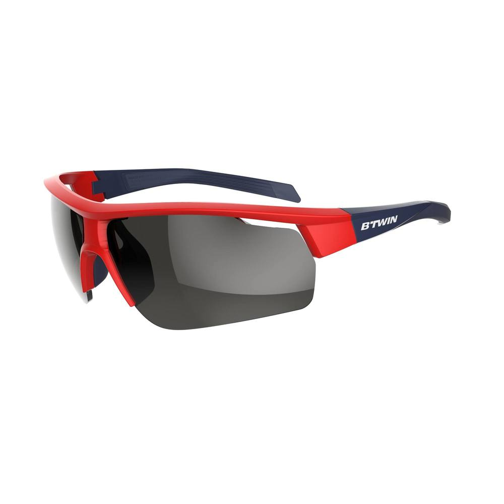 bfd3a28fe150b Óculos para ciclismo Road 500 categoria 3 - ROADR 500 NAVY RED C3