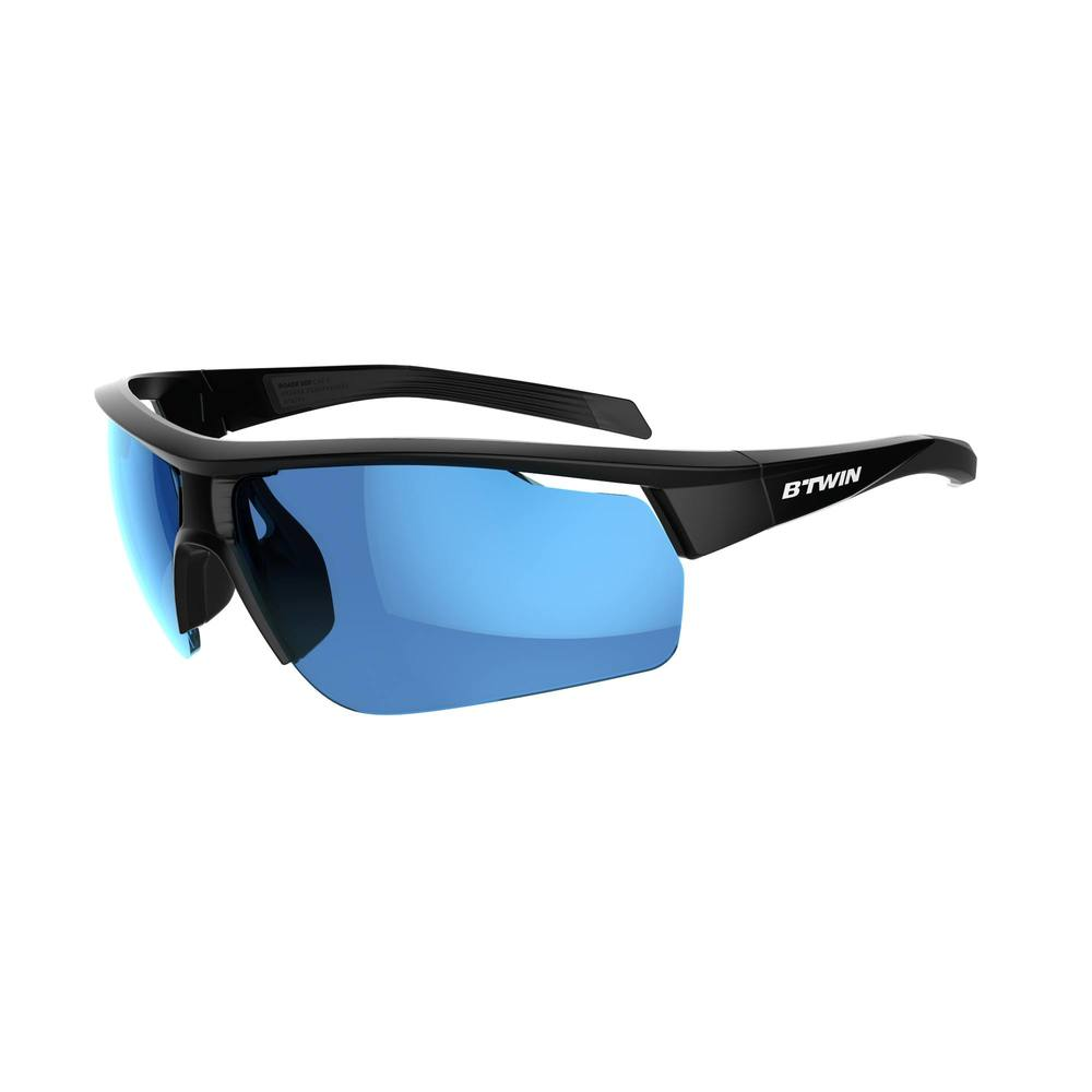 61064b1a1dce0 Óculos para ciclismo Road 500 categoria 3 - ROADR 500 BLACK BLUE C3, NO  SIZE. Óculos ...