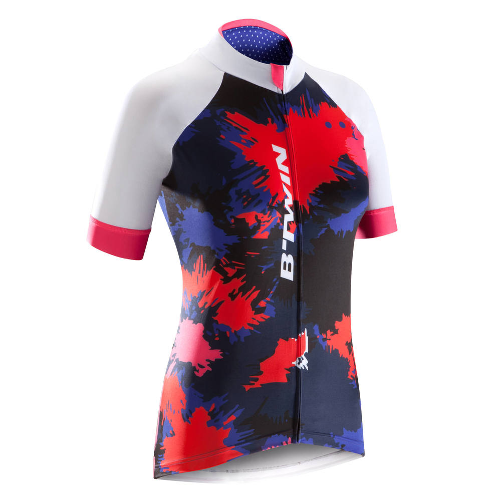 1d463205e2 Camisa feminina de ciclismo Road 900 - DecathlonPro