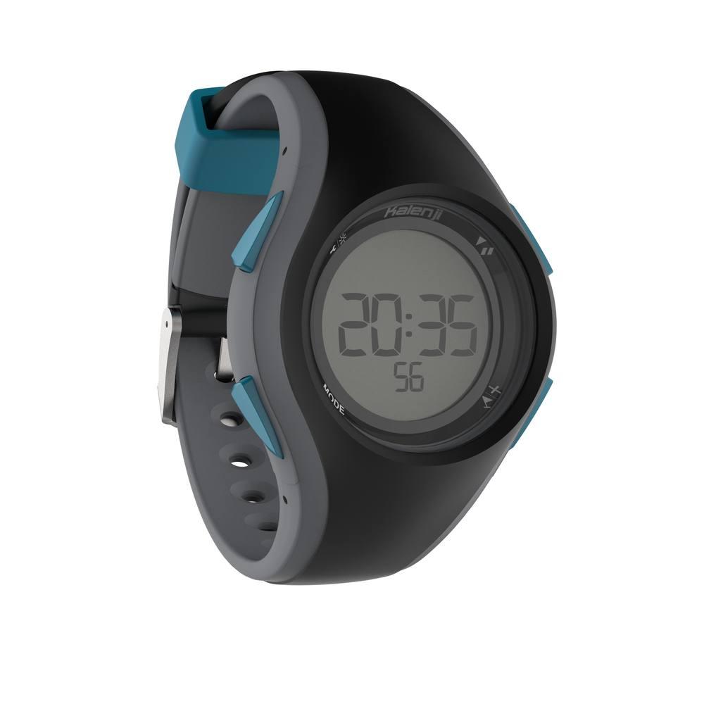 859d3e0f2b8 Relógio esportivo digital W200 M Kalenji -  W 200 M CINZA AZUL