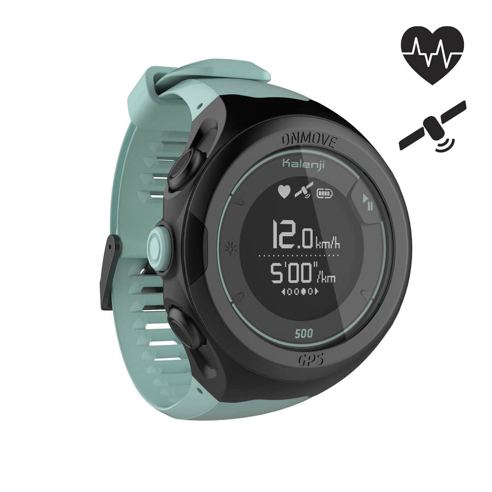 15abfcee5d7 Relógio GPS ONmove 500 HRM - decathlonstore