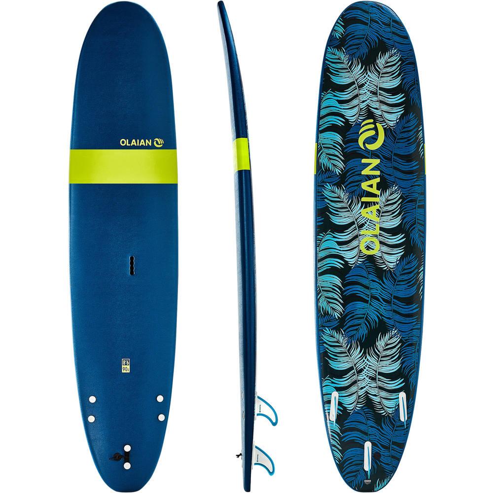 c567bd39e Prancha de Surf em espuma 100