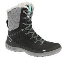 f9eed86808 Bota feminina de trilha na neve impermeável SH100 High
