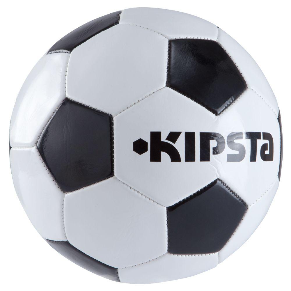 b5f09c1c22 Bola de Futebol de campo First Kick T5 - FIRST KICK T5 WHITE BLACK