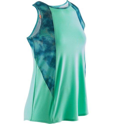 9fb2df5f97c6d Camiseta Regata Infantil Feminina Domyos - decathlonstore